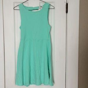 Aqua Victoria's Secret sun dress